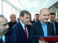 TERMAL TURİZM - Başkan Özkan ; Proje Dosyamızı Bakan Soylu'ya Sunduk