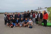 KAYACıK - Başkan Şaşmaz, Rafting Antrenmanını Takip Etti