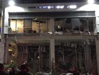 ÇUKURAMBAR - Başkentte Vergi Dairesi Başkanlığındaki patlama flaş gelişme