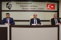 VEYSEL KARANI - Belediye Meclisinin DBP'li Üyeleri Parka Afrin Şehidinin İsminin Verilmesine Evet Oyu Vermedi