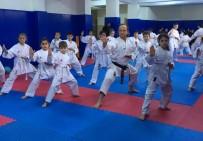 İLKAY - Bozüyük'te Karate Terfi Heyecanı Yaşandı