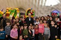 TATİL KÖYÜ - 'Çocuk Köyü'nü 46 Bin Çocuk Ziyaret Etti