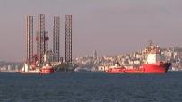 PANAMA - Dev Petrol Platformu Yeniden İstanbul Boğazı'nda
