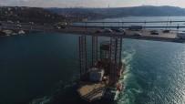 PANAMA - Dev Platformun İstanbul Boğazı'ndan Geçişi Sürüyor