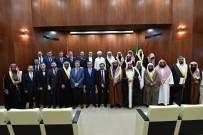 İSLAMOFOBİ - Diyanet İşleri Başkanı Erbaş, Riyad'da Konferans Verdi