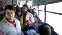 Erzincan'da 47 Kaçak Göçmen Yakalandı