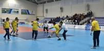 MUSTAFA ÇETIN - ETÜ'de Spor Ve Etkinlik Salonu Açıldı