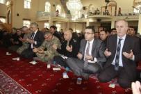 AK PARTİ İL BAŞKANI - Hakkari'de Şehit Teğmen Özatak İçin Mevlit Okutuldu