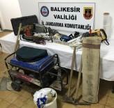 Kaçak Kazı Yapan 7 Kişi Yakalandı