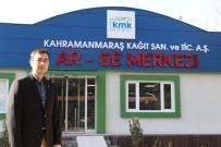 KAĞIT FABRİKASI - Kahramanmaraş Kağıt Sanayi Ar-Ge Merkezini Kurdu