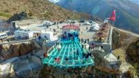 ZIGANA - Kara Kışta Bir Ayda 5 Bin Kişi Ziyaret Etti