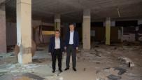 VERGİ DAİRESİ - Karacabey'de Otopark Meselesine Köklü Çözüm