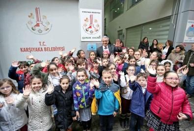 Karşıyakalı çocuklara 8 branşta ücretsiz kurs