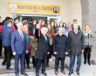 KAYSERİ LİSESİ - Kayseri Valisi Süleyman Kamçı Açıklaması 'Aldığımız Tedbirler Sayesinde Hiçbir Okulumuzda En Küçük Bir Hadise Olmadı'