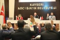 ERKILET - Kocasinan Belediye Başkanı Çolakbayrakdar Açıklaması 'Dualarımız, Kalbimiz Askerlerimizle'