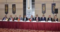 KONYA TICARET ODASı - Konya'da Üniversite-Sanayi İşbirliği Protokolü İmzalandı