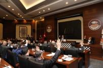 YAĞLI GÜREŞ - Körfez'de Şubat Ayı Toplantısı Gerçekleştirildi
