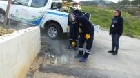 KıŞLAK - Körfez Yöresinde Balıkesir Büyükşehir Belediyesin'den Sivrisineğe Karşı Kışlak Mücadelesi
