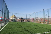 Kulp'ta Kur'an Kursu Ve Spor Sahaları Açılışları