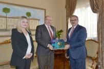 LETONYA - Letonya Büyükelçisi Antalya'da