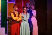 HASAN POLATKAN - Odunpazarı Belediye Tiyatrosu Büyük İlgi Görüyor