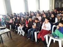 PATLAMIŞ MISIR - Öğrenciler Yarıyıl Tatilinin Keyfini Sinema İle Çıkardı