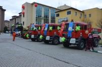 ORMAN İŞÇİSİ - Orman İşletme Müdürlüğü Araç Parkı Güçleniyor