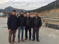HAZİRAN AYI - Osmaneli'nde Otogar Binası Mayıs Ayında Hizmete Girecek