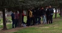 GRUP GENÇ - (Özel) Bahçelievler'de Bıçaklı Kavga Açıklaması 3 Yaralı