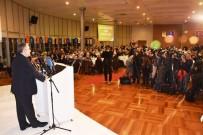 MEHMET MÜEZZİNOĞLU - Salman Açıklaması 'Yeni Hedeflere Hep Birlikte Emin Adımlarla Yürüyeceğiz'