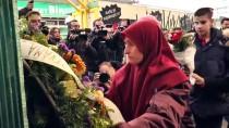 SARAYBOSNA - Saraybosna'daki Markale Katliamı Kurbanları Unutulmadı
