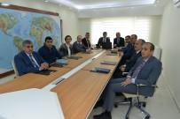 BARAJ GÖLETİ - Şehir Parkı Projesi Malatya'nın Gelişimine Katkı Sunacak