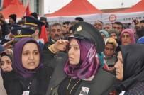 Şehit Uzman Onbaşı Aygül Son Yolculuğuna Uğurlandı