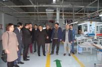 Seydişehir'de Çorap Fabrikasının İlk Adımı Atıldı
