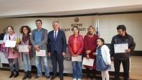 KAYNAR - Silifke'de Girişimcilik Eğitimi Alanlara Sertifika