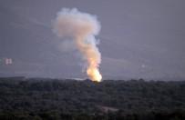 SINIR KARAKOLU - Sınır Karakoluna Helikopter Ve Ambulanslar Sevk Edildi