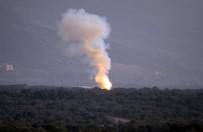 SINIR KARAKOLU - Sınır Karakolunda Hareketlilik Açıklaması Helikopter Ve Ambulanslar Sevk Edildi
