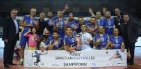 BORUSAN - Şirketler Ligi'nde Şampiyon Turkcell Oldu