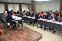 HÜRRİYET MAHALLESİ - Süleymanpaşa Belediye Meclisi 7 Şubatta Toplanacak