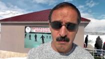 Tunceli'de Çocuklar Ovacık Kayak Merkezi İle Yeteneklerini Keşfetti