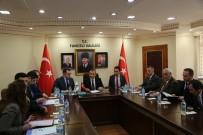 İMZA TÖRENİ - Tunceli'de FKA Teknik Destek Programı Kapsamında Kabul Edilen Projeler İmzalandı