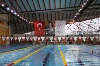 TÜRKİYE YÜZME FEDERASYONU - Yüzme Milli Takımı'nın Mersin Kampı Sona Erdi
