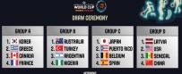 PORTO RIKO - 2018 FIBA Dünya Kupası'nda Rakipler Belli Oldu