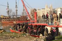 MANAVGAT IRMAĞI - 208 Kaçak Göçmen Yakalandı