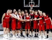 KADIN BASKETBOL TAKIMI - A Milli Kadın Basketbol Takımı'nın grubu belli oldu