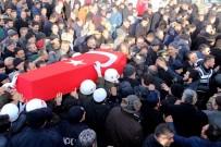 İBRAHIM AYDEMIR - Afrin Şehidi Ahmet Aktepe Son Yolculuğuna Uğurlandı