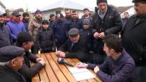 HASAN YAMAN - Ahıska Türklerinden Zeytin Dalı Harekatı'na Destek