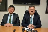 ÖZTÜRK YILMAZ - AK Parti Afyonkarahisar İl Başkanlığı Haftalık Basın Toplantısı