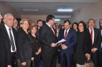 CÜNEYT YÜKSEL - AK Parti İl Başkanı Yüksel, Mazbatasını Aldı