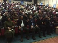 AK PARTİ İL BAŞKANI - AK Parti Patnos Kadın Kolları Başkanı Nuran Kılıç Güven Tazeledi